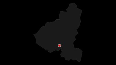 Kaart / Margunet (Naturlehrpfad im Schweizerischen Nationalpark)