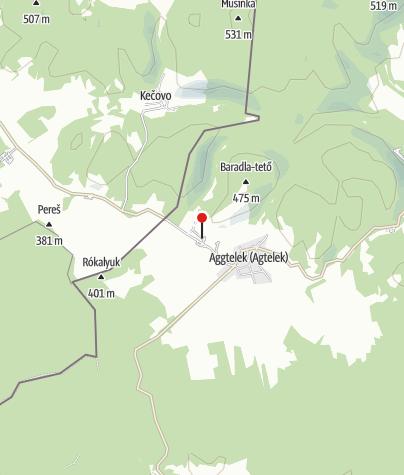 Térkép / Aggtelek (OKTPH_121_1)