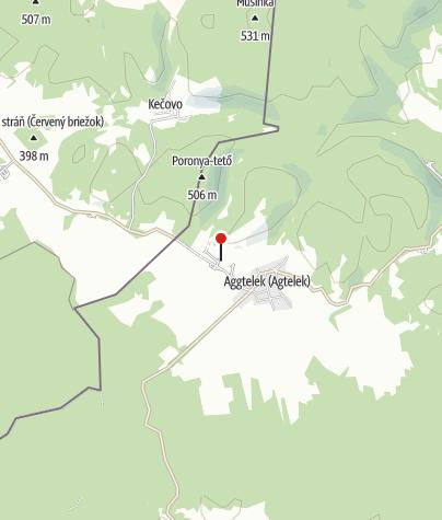 Térkép / Aggtelek (OKTPH_121_2)