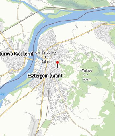 Map / MNM Babits Mihály emlékháza (Esztergom)