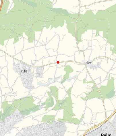 Karte / Steinbruch Ruller Loh
