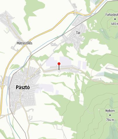 Térkép / Verzsó Vendégház