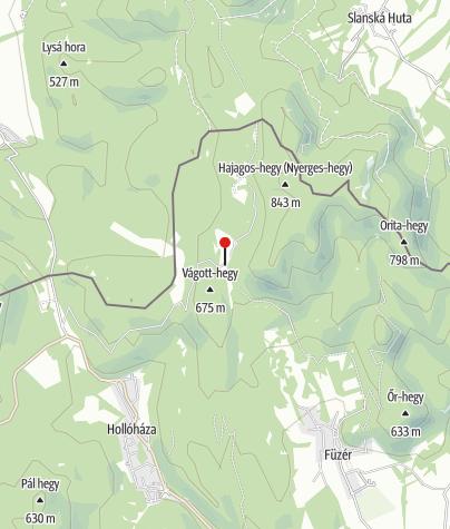 Map / Bodó-rét (OKTPH_148_2)