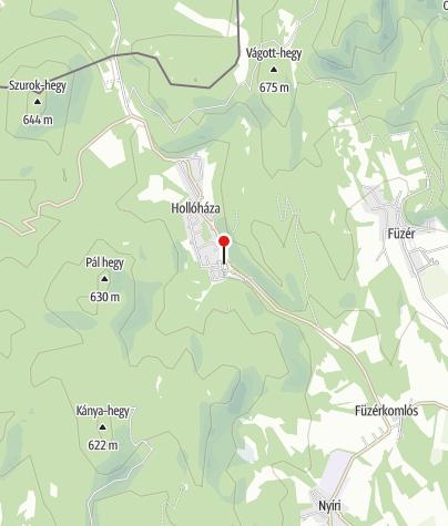 Térkép / Hollóháza (OKTPH_149_2)