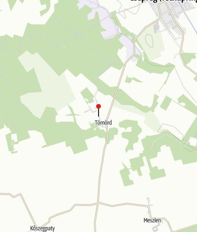 Térkép / Tömörd (OKTPH_04)