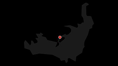 Mapa / Bódvaszilas - Boldogkőváralja (OKT-25.)