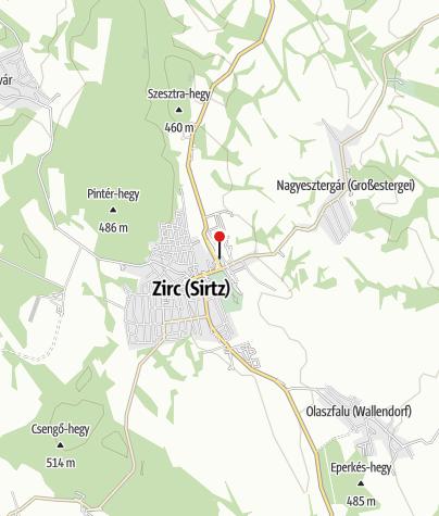 Térkép / Zirc (OKTPH_43)