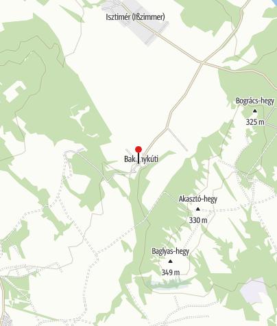 Map / Bakonykúti (OKTPH_48)