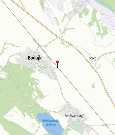 Map / Bodajk (OKTPH_50_A_3)