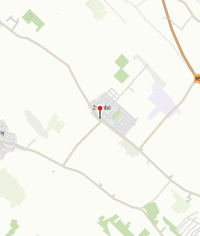 Mapa / Zsombó (AKPH_14)