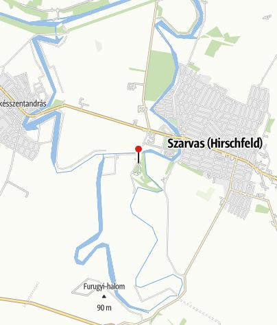 Map / Szarvas (AKPH_24_2)