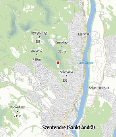 Térkép / Sas-kövi-barlang