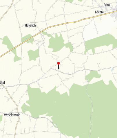 Karte / Appelbongert Landferien