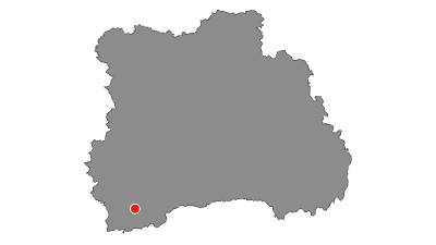 Map / Fundatura Ponorului x-country MTB