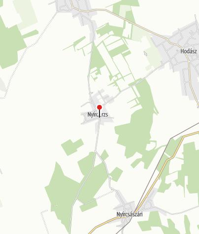 Map / Nyírderzs (AKPH_58)
