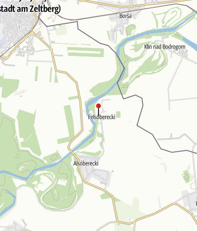 Karte / Alsóberecki (AKPH_67)