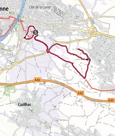 Map / Carcassonne City & Landscapes