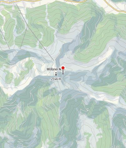 Map / Walderhütte Wöllanernock