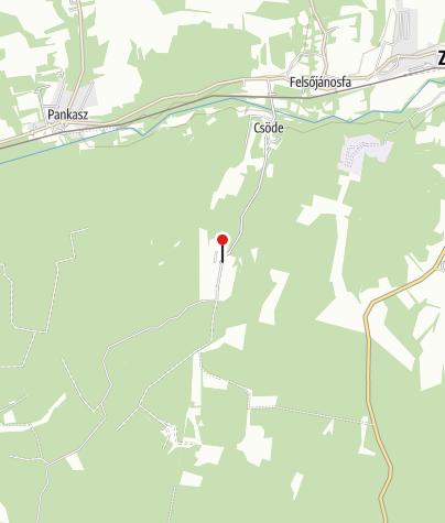 Térkép / Csöde (DDKPH_14_2)