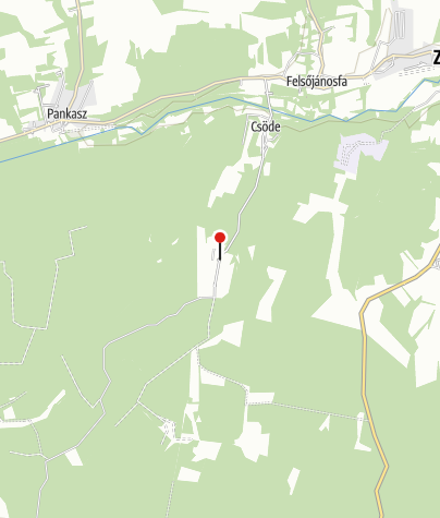 Mapa / Csöde (DDKPH_14_2)