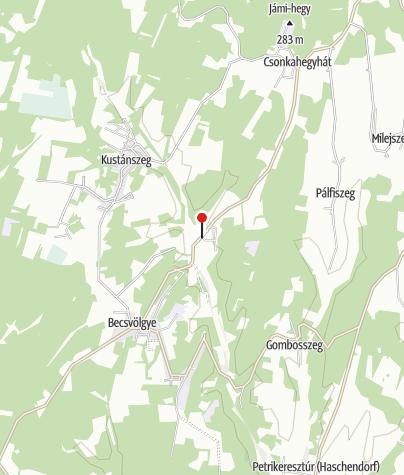 Map / Kislengyel (DDKPH_17_2)