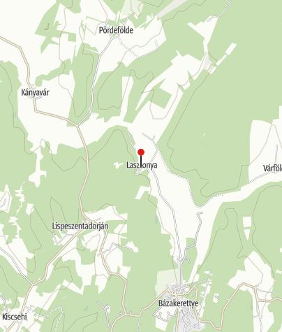 Térkép / Lasztonya (DDKPH_20_A)
