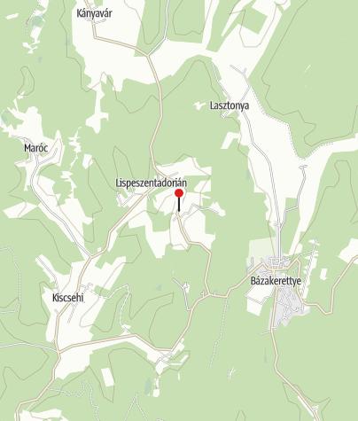 Map / Lispeszentadorján (DDKPH_20_B)