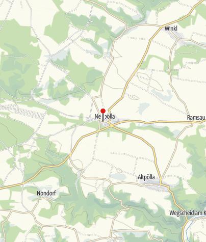 Mapa / Gasthaus Huppert