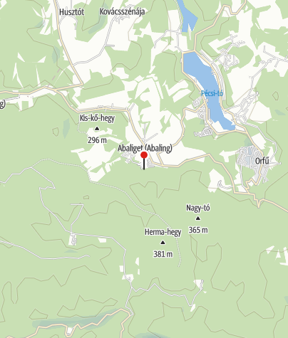 Térkép / Abaligeti-barlang (DDKPH_38)