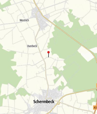 Karte / Nikolaus von Flüe