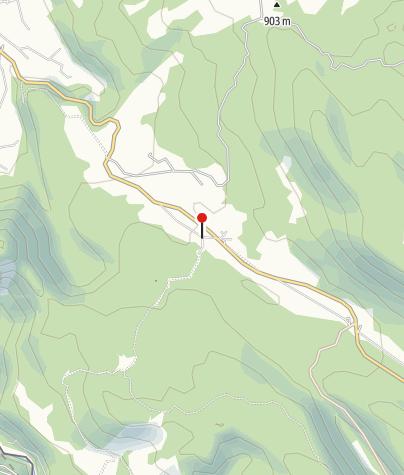 Map / Info point & entrance no. 1 Gorjevac