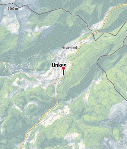 Karte / Freizeitzentrum Unken