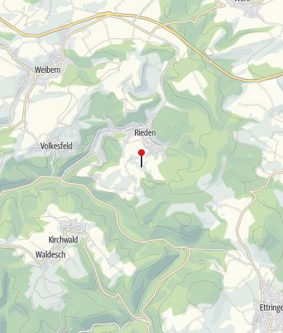 Karte / Aussicht Rieden