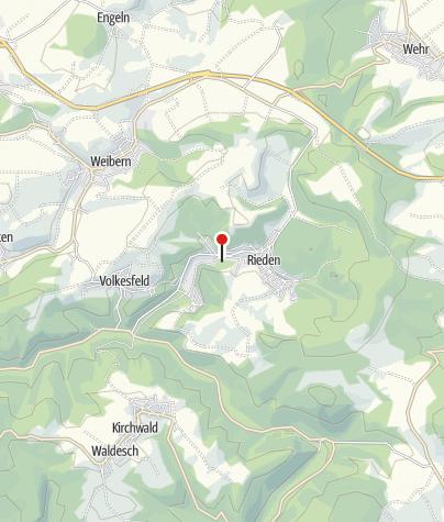 Karte / Kneippanlage Rieden