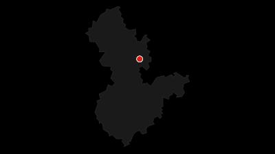 Karte / Wasserfallweg (3) - Gesamtverlauf