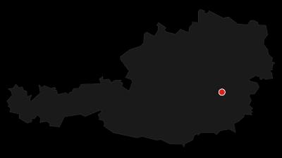 "Karte / ""alpannonia"": Fischbach - Köszeg"