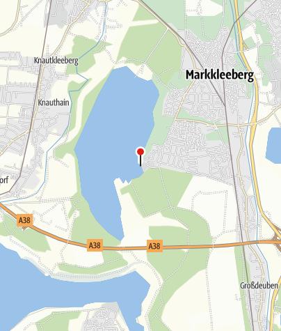 Karte / Biergarten am Hafen Pier 1