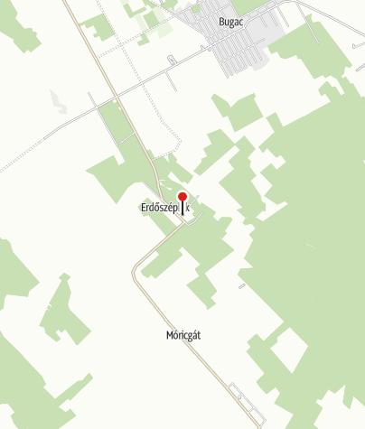 Térkép / Bucka Szálló