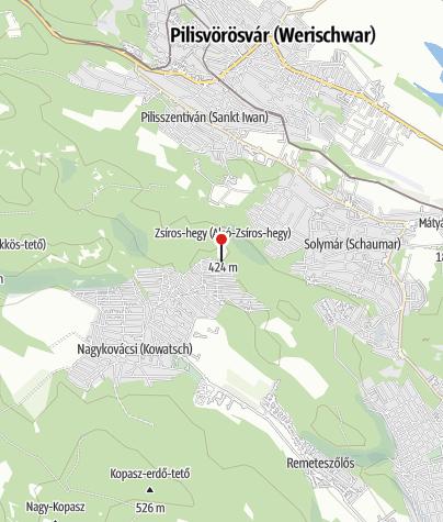 Térkép / Zsíros-hegy (OKTPH_67_2)