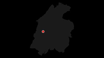 Cartina / Anello di Brentonico | 1940