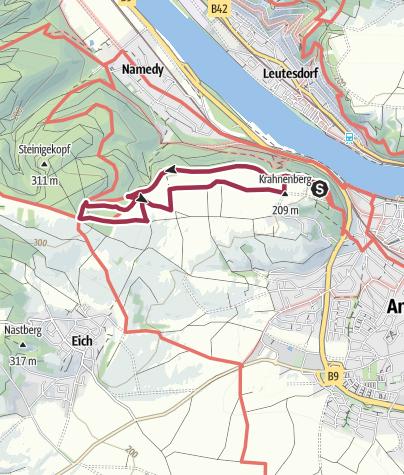 Karte / Traumpfädchen Kleiner Stern