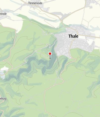 Map / Berghotel Rosstrappe