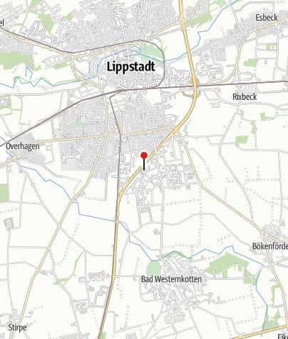 Karte / E-Auto Ladestation - Lippstadt: Autohaus Rudat