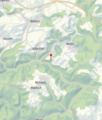 Karte / Hütte auf dem  Perich