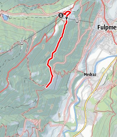 Karte / Baumhausweg