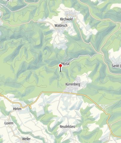 Karte / Bleiberg-Hütte