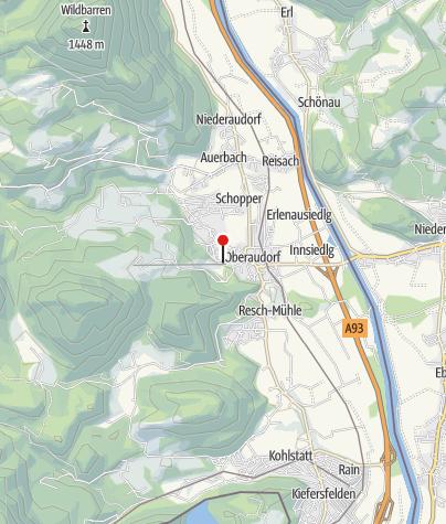 Karte / Wildbachstüberl