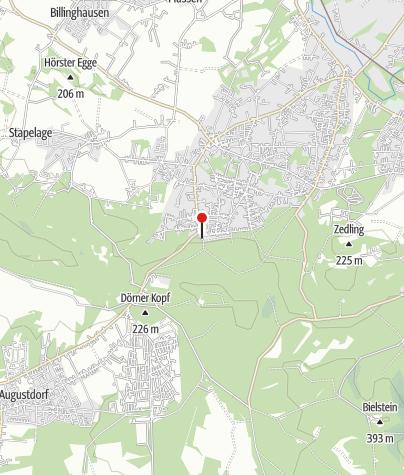 "Karte / Parkplatz ""Freibad"""