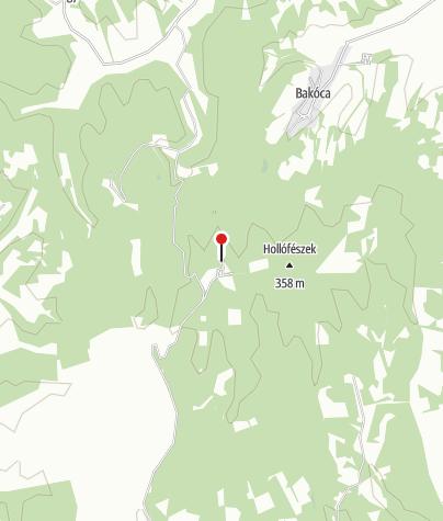 Térkép / Nagymáté Vendégház