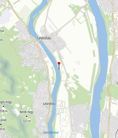 Map / Megálló, pihenő (Tahitótfalu)